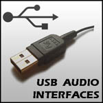 USB Audio Interfaces