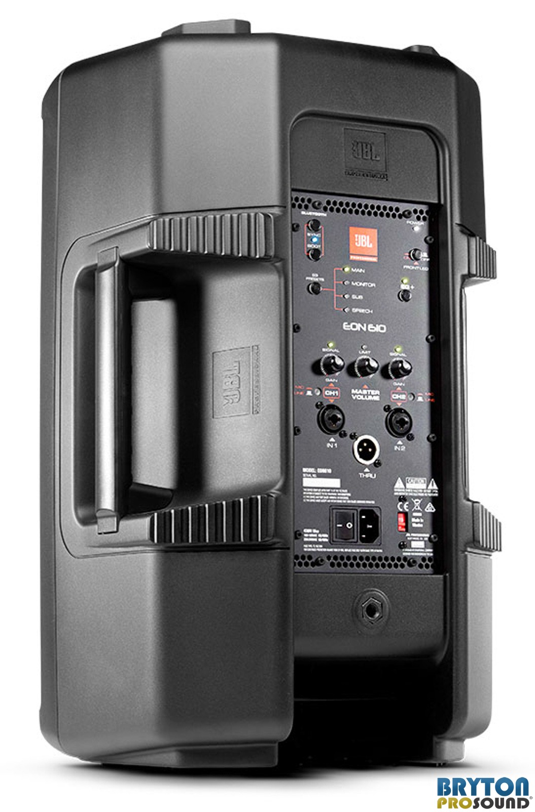 Yamaha Mg10xu Mixer With Jbl Eon610 Speakers More Portable Live Zoom