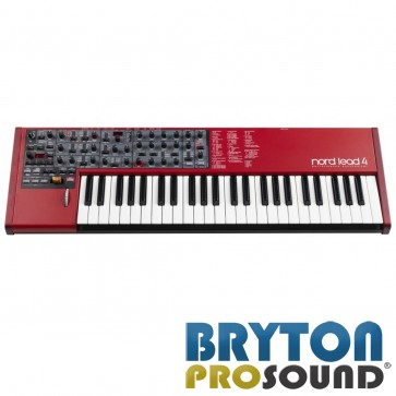 Nord Lead 4 49-Key Multi-Timbral Digital Performance Synthesizer