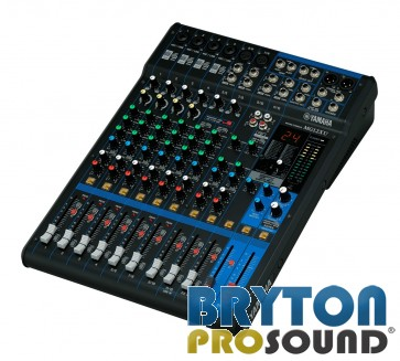 Yamaha MG12XU 12-Channel Analog Mixer with EQ and Digital Effects