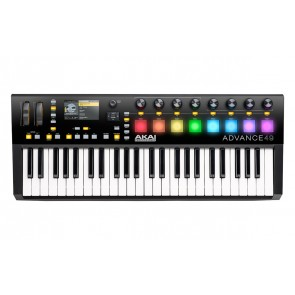 Akai Professional Advance 49 MIDI USB Keyboard Controller