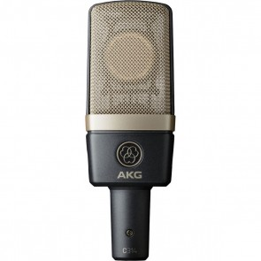 AKG C314 Large-diaphragm Multi-pattern Condenser Microphone