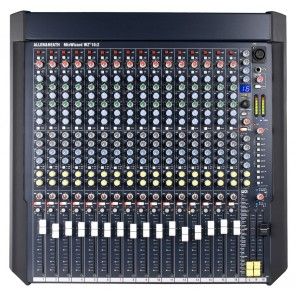 Allen & Heath MixWizard WZ4 16:2 16-channel Analog Stereo Mixer