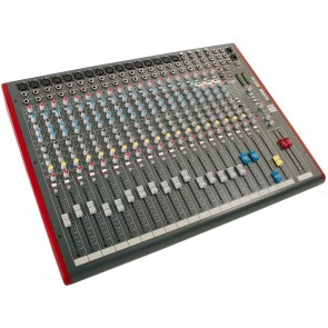 Allen & Heath ZED-22FX 22-Channel Analog Mixer with USB and effects