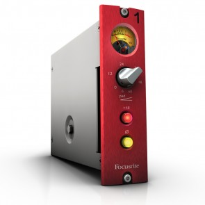 Red 1 500 Series Mic Preamp