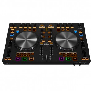 Behringer CMD Studio 4A DJ MIDI Controller with USB Audio Interface