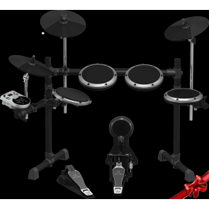 Behringer XD8USB 8-Piece Electronic Drum Set with Sound Module