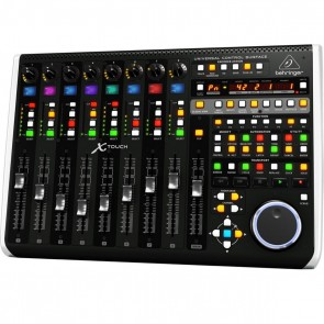 Behringer X-Touch USB/MIDI control surface with motorized faders