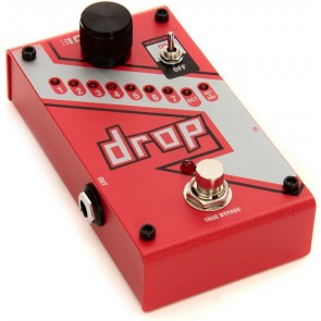 [Open-box] DigiTech Drop Polyphonic Drop Tune Pitch-Shift Guitar Effects Pedal