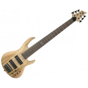 ESP LTD B-206SM 6-String Natural Satin Bass Guitar