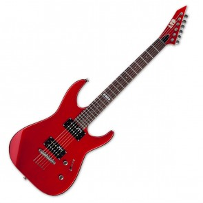 ESP LTD M10 KIT CAR Candy Apple Red Electric Guitar