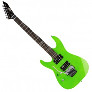 ESP LTD M-50 FloydRose NEON GREEN Left-handed (LM50FRNGRLH) Electric Guitar