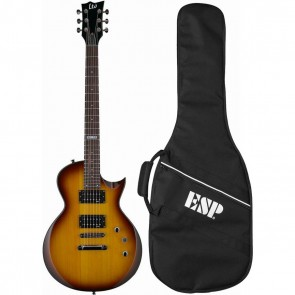 ESP LTD EC-10 KIT 2-Tone Burst Electric Guitar w/ Gig Bag
