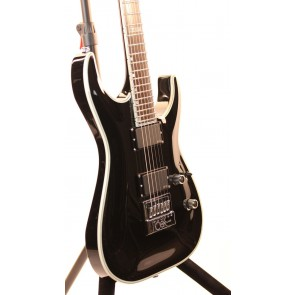 ESP LTD MH-1000ET Black Electric Guitar