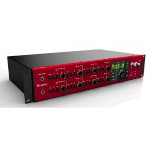 Focusrite Clarett 8Pre X 26 In/28 Out Thunderbolt Audio Interface