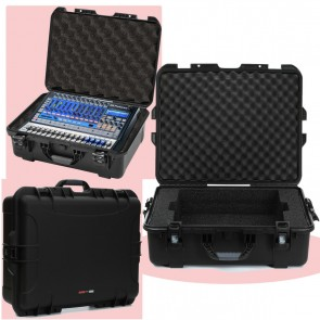 Gator Waterproof Road Case for Presonus StudioLive 1602 (GMIX-PRESON1602-WP)