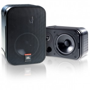 "JBL Control 1 Pro 5"" Two-Way Professional Compact Loudspeaker (Pair)"