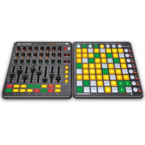 Novation Launch Control XL + Novation Launch Pad S