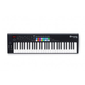 Novation Launchkey 61 V2 RGB USB/iOS MIDI Keyboard Controller