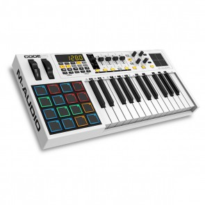 M-Audio Code 25 25-note MIDI Keyboard Controller with Aftertouch