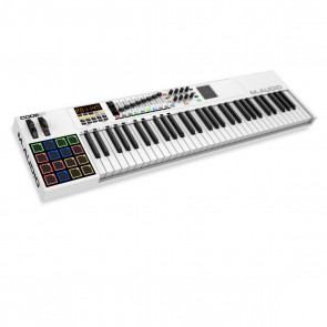 M-Audio Code 49 49-note MIDI Keyboard Controller with Aftertouch