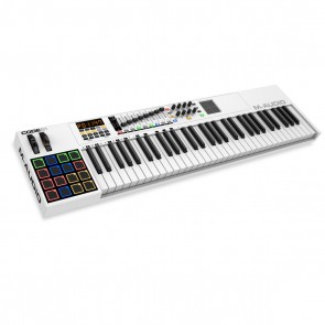 M-Audio Code 61 61-note MIDI Keyboard Controller with Aftertouch
