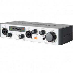 M-Audio M-Track mkII 2-Channel USB Recording Audio Interface