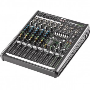 Mackie ProFX8 V2 8-Channel Analog Mixer with Built-in Effects and USB