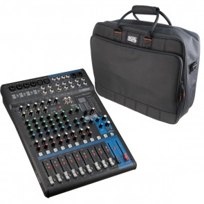 Yamaha MG12XU Analog 12-channel Mixer with FREE ROAD CARRY BAG - NEW BUNDLE !