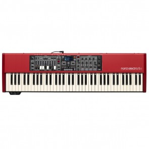 Nord Electro 5D 73-Key Semi-Weighted Waterfall Stage Piano Keyboard