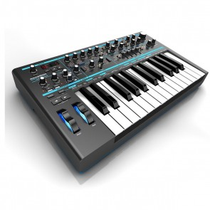 Novation Bass Station II 25-key Analog Mono Synthesizer