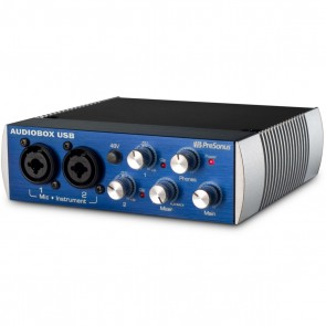 PreSonus AudioBox USB 2-Channel Recording Audio Interface
