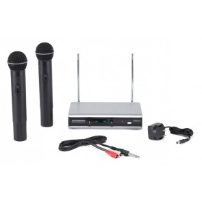 Samson Stage 266 Dual Vocal Wireless System