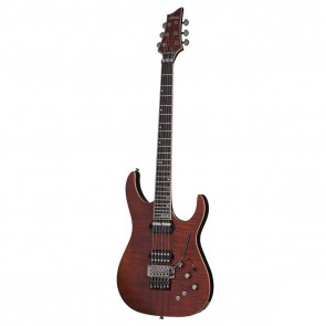 Schecter Banshee Elite-6 FR-S Electric Guitar - Cat's Eye Pearl