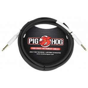 "Strukture Pig Hog 10 Foot 1/4"" to 1/4"" Instrument Cable PH10"