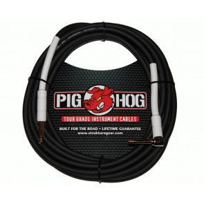 "Strukture Pig Hog 18.5 Foot 1/4""-1/4"" Right Instrument Cable PH186R"