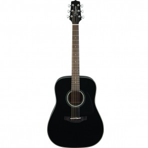 Takamine GD30 Dreadnought Solid Top Acoustic Guitar - Gloss Black