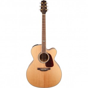 Takamine GJ72CE Jumbo Cutaway Acoustic-Electric Guitar - Natural
