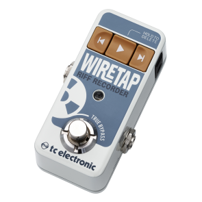 TC Electronic WireTap Recording Pedal