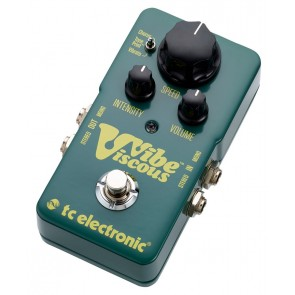 TC Electronic Viscous Vibe Univibe Guitar Effects Pedal  w/TonePrint