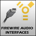 Firewire Audio Interfaces