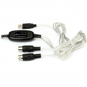 Art MConnect 1 x 1 USB to MIDI Cable Interface