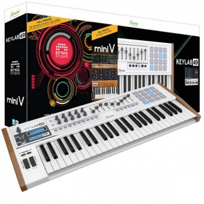 Arturia KeyLab 49 Advanced Producer Pack with Bitwig Studio