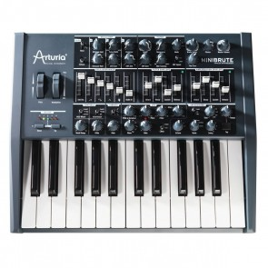 Arturia MiniBrute 25-key Analog Monophonic Synthesizer