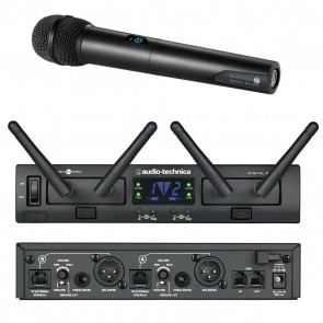 Audio-Technica ATW-1302 Digital Wireless Handheld System