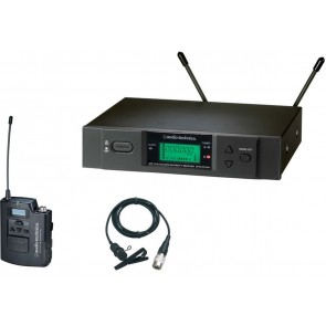 Audio-Technica ATW-3131b 3000 Series Wireless UHF UniPak System