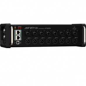 Behringer SD8 I/O Stage Box with 8 Remote-Controllable Midas Preamps