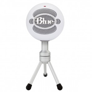 Blue Snowball iCE USB Condenser Microphone with Accessory Pack