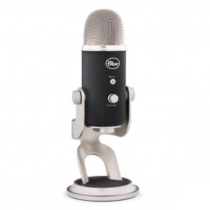 Blue Yeti Pro USB & XLR Microphone for Professional Recording