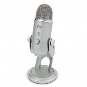 Blue Yeti Studio USB Pro Microphone Recording System for Vocals
